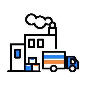 生产和配送
